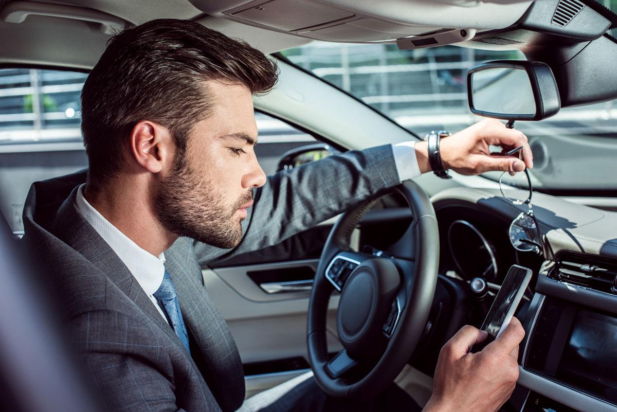 Problème circulation et jeux smartphone
